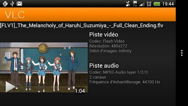 VLC media player beta for Android