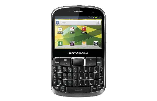 Motorola Defy Pro With Qwerty Keyboard Announced