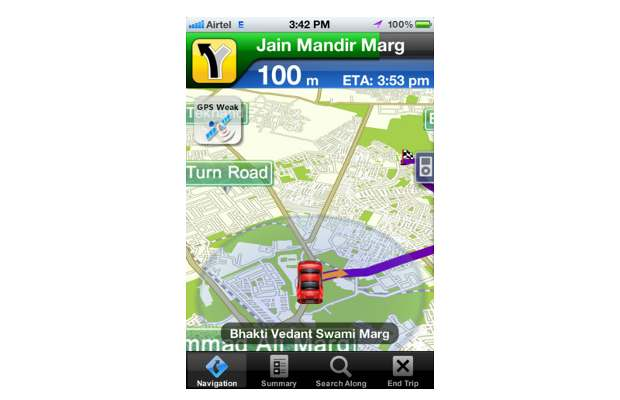 Top 5 navigation apps for Indian iPhone users