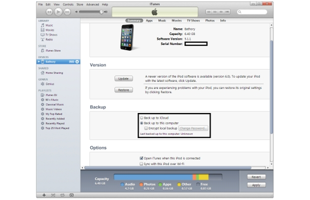 How to download and install iOS 6
