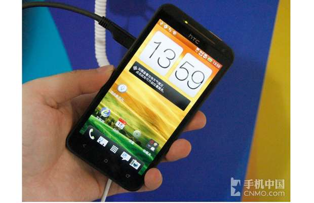 HTC launches One XC