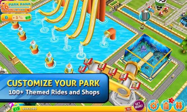 Build Your Own Amusement Park Games Online Free