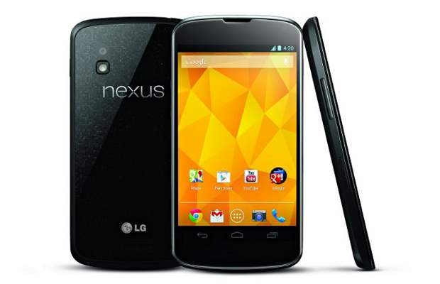 Google Nexus 4 has 4G LTE chip inside