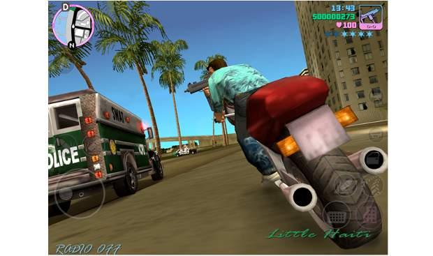 Theft Auto