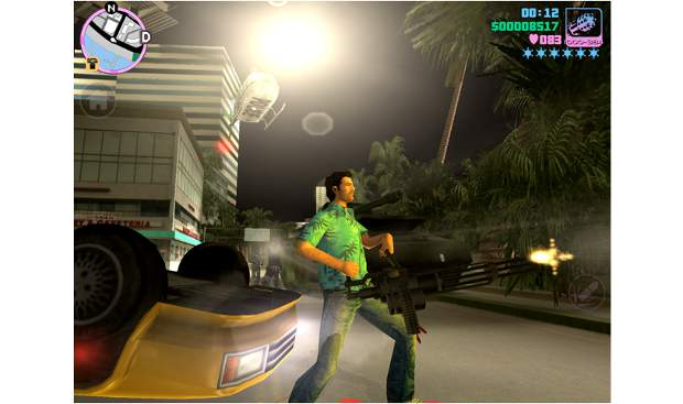Grand Theft Auto: Vice City now available for iOS, Android