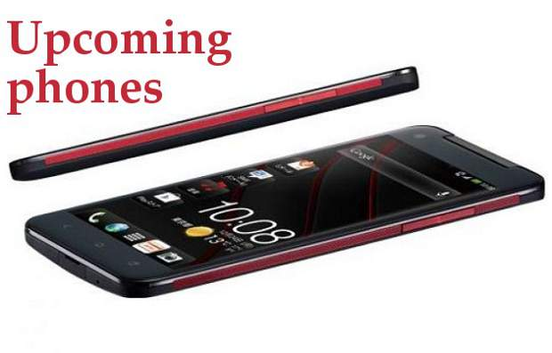 HTC Droid DNA Upcoming Smart Phones