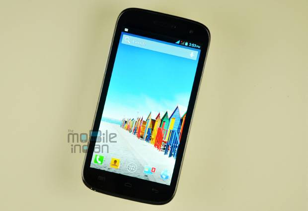 Gionee Dream D1 vs Micromax Canvas HD