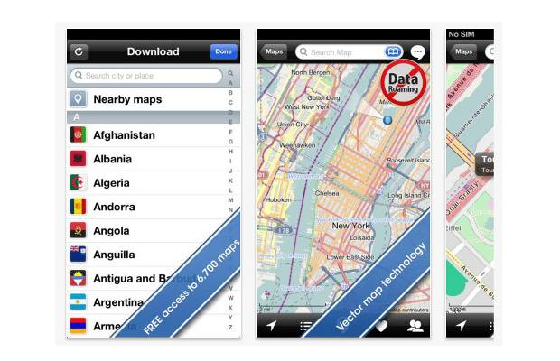 Popular ios offline map city maps 2go available for free a popular offline map for ios operating system based devices like ipod touch iphone and ipad is available for free for today gumiabroncs Image collections