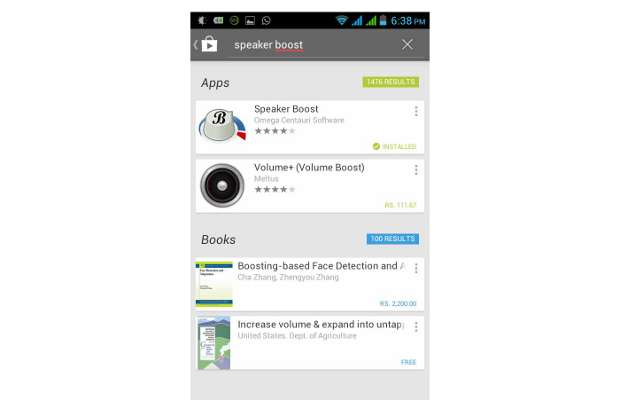 How to boost loudspeaker volume on your Android device