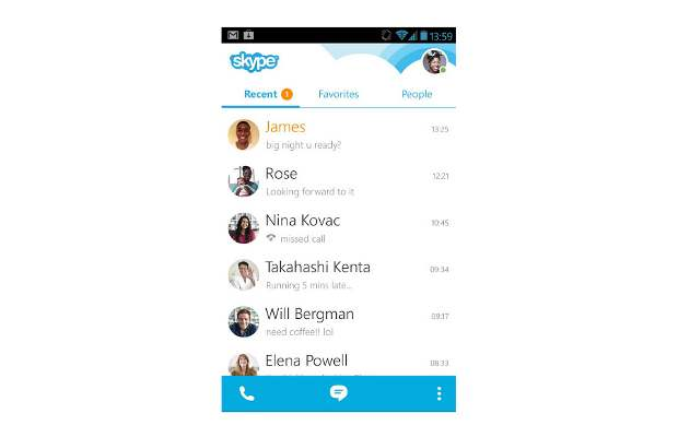 how to call from skype to mobile in india