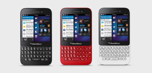 Blackberry Q5 coming this July