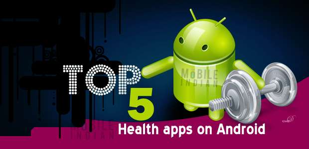 Top 5 free health apps
