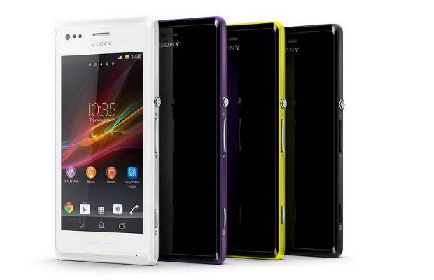 Sony Xperia M coming to India