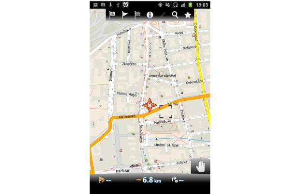 Top 5 free apps for car drivers on android devices the app uses open source map data from openstreetmap that has been created and is continuously improved by as many as 400000 users around the world gumiabroncs Choice Image