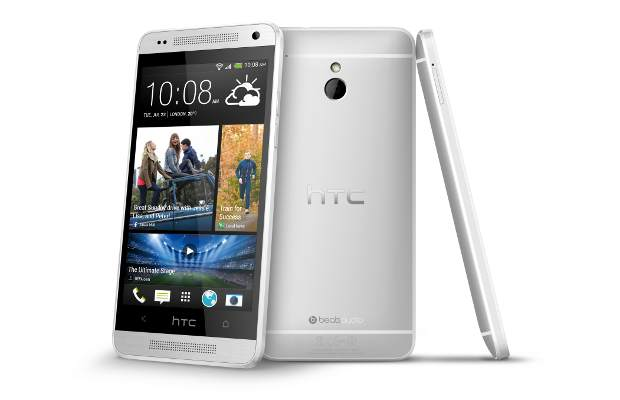 HTC One Mini available in India for prebooking