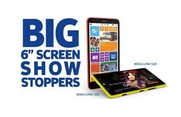 Nokia Phablets