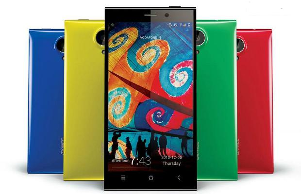 4G handsets available in India
