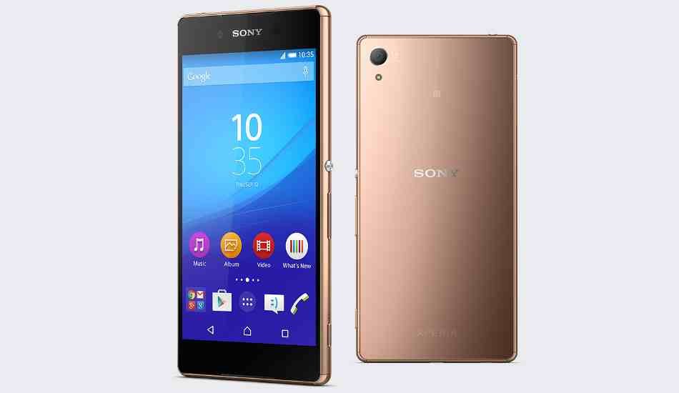 Sony unveils new flagship, Xperia Z3+ with Snapdragon 810 CPU