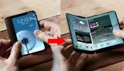 Samsung may come up with world's first foldable smartphone-Reports
