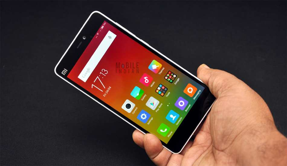 Xiaomi Mi 4i (16 GB) price slashed by Rs 1,000
