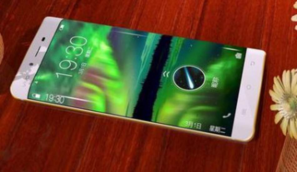 World's first 6 GB RAM phone, Vivo XPlay 5, has edge display