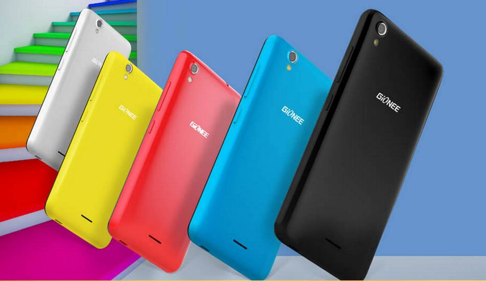 low priced 1c3e8 8994a Gionee P5 Mini now available in India at Rs 5,349