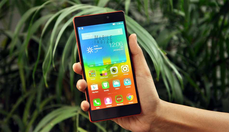 Lenovo Vibe X2 in pics-the best looking smartphone