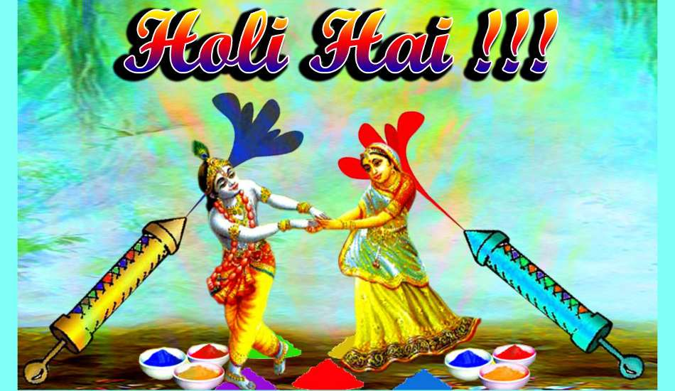 Holi Wallpapers Get Into The Spirit Of Holi With This Wallpaper