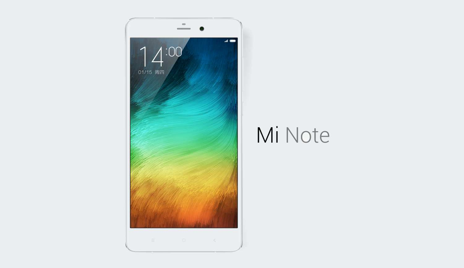 Xiaomi Mi Note in Pics