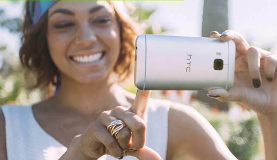HTC One M9 in pics