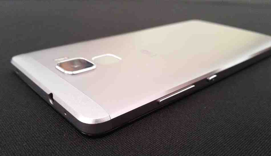 Huawei Honor 7 in pics