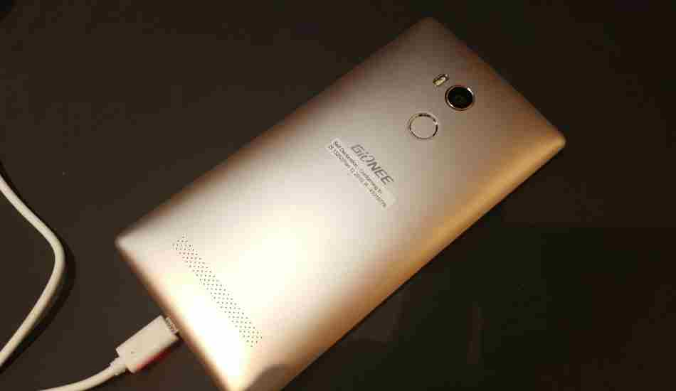 Gionee Elife E8 in Pics