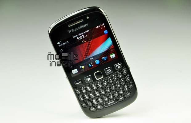 Mobile review: BlackBerry Curve 9220