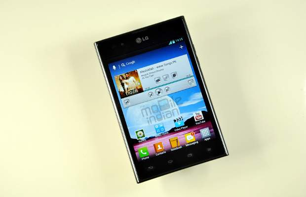 Mobile review: LG Optimus Vu P895
