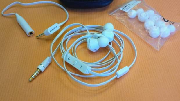 Earphones gym - work earplugs earphones