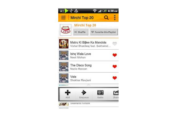 App Review: Gaana for Android