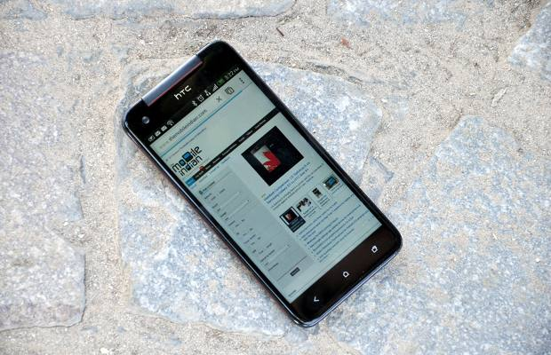 Mobile review: HTC Butterfly
