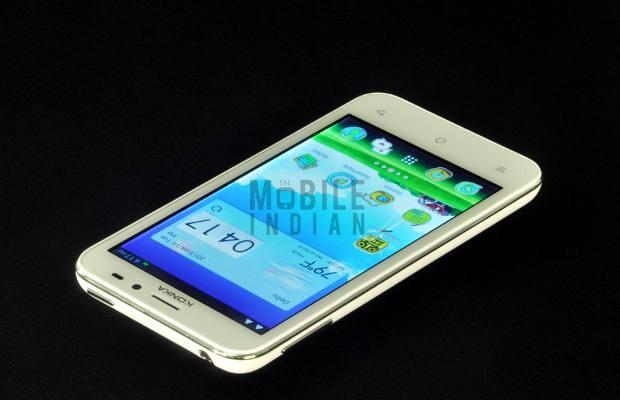 Mobile review: Konka Expose 970