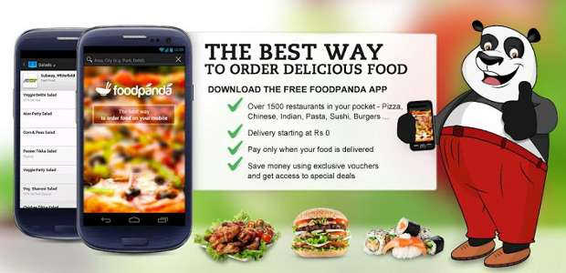 App Review: FoodPanda
