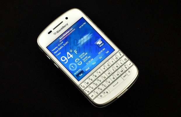 blackberry q10 review qwerty is back