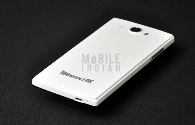WickedLeak Wammy Passion Z Android smartphone review