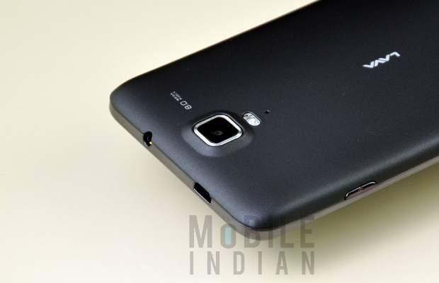 Lava Iris 504q: Lava Iris 504q 5 Inch Hd Smartphone With