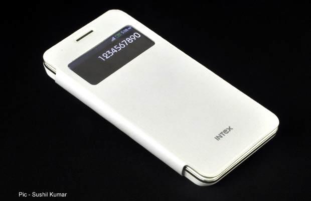 save off 1e48e fcf18 Review: Intex Aqua i7 smartphone with 2 GB RAM
