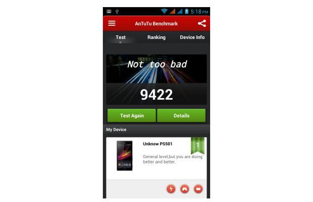 BSNL Penta Smart PS501 review: Not too bad