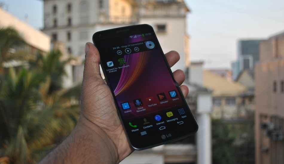 LG G Flex Review: Flaunt the curves