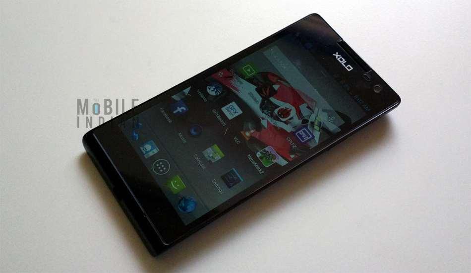 mobile review xolo q1100