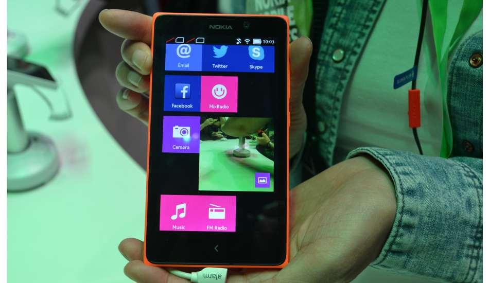 Nokia X and Nokia X+