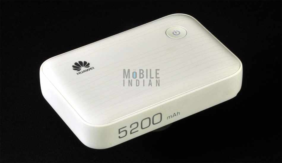 Huawei E5730 Review: Enjoy power bank and router facility in one