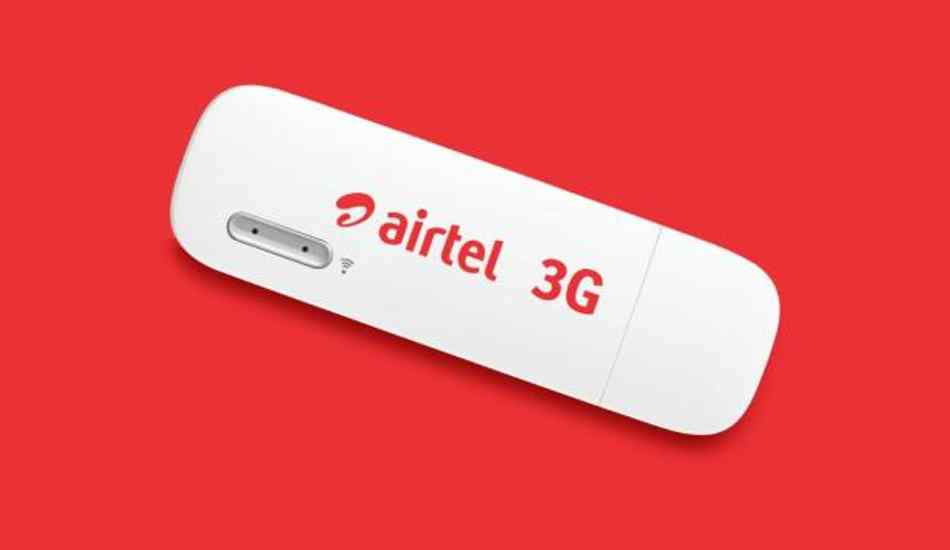 Airtel Wingle WiFi data card Review