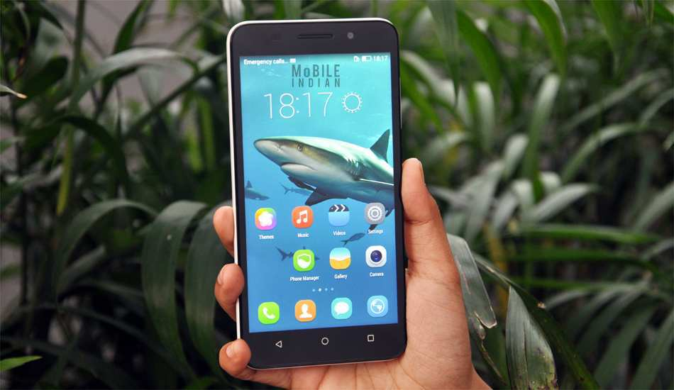 First cut: Huawei Honor 4X
